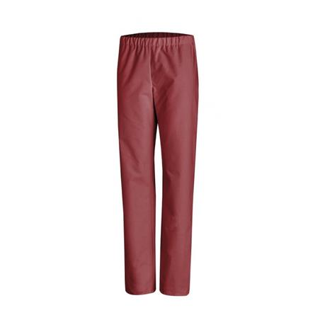 DAMEN - SCHLUPFHOSE 780 VON LEIBER / FARBE: BORDEAUX - LABORMANTEL DAMEN in ihrer Region Söhren günstig bestellen - LABORKITTEL - LABORKITTEL DAMEN - LABOR KITTEL - ARZTKITTEL